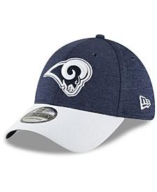 New Era Los Angeles Rams On Field Sideline Home 39THIRTY Cap
