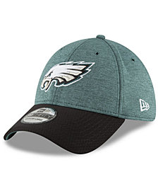New Era Philadelphia Eagles On Field Sideline Home 39THIRTY Cap