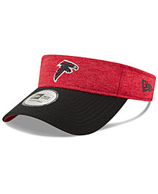 New Era Atlanta Falcons On Field Sideline Visor