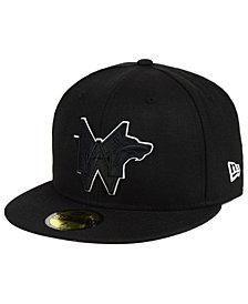 New Era Minnesota Timberwolves Combo Logo 59FIFTY FITTED Cap