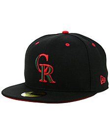New Era Colorado Rockies Italian 59FIFTY FITTED Cap