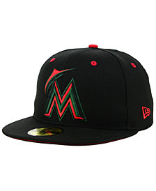 New Era Miami Marlins Italian 59FIFTY FITTED Cap