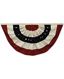 Fabric USA Flag Bunting