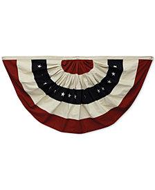 Fabric USA Flag Bunting