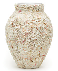 Shingles Natural Clam Shell Vase