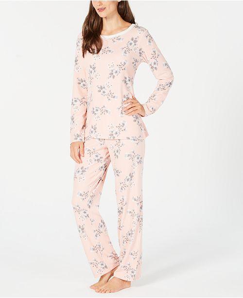 Petite Thermal Fleece Pajama