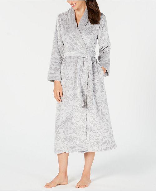 d24f37f9be Charter Club Super-Soft Long Robe