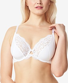 Olga Lace Escape Underwire Cut & Sew Bra GI3351A
