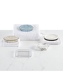 JLA Home Soap Dish Bath Collection, Created for Macy's