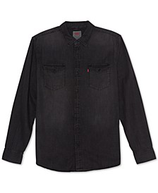Men's Matthew New Western Denim Shirt
