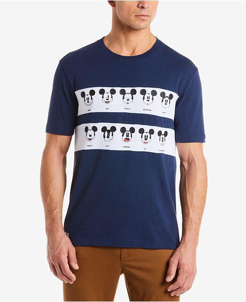 Lacoste Men s Disney Mickey Mouse Graphic T-Shirt - T-Shirts - Men ... abb6f14de
