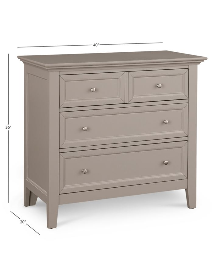 Furniture Sanibel Bedroom Furniture, 3-Pc. Set (Queen Bed, Nightstand, and Bachelor's Chest), Created for Macy's & Reviews - Furniture - Macy's