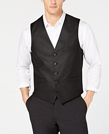 INC Men's Collins Regular Fit Vest, Created for Macy's