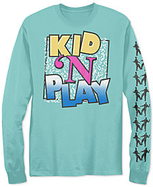 Men's Long-Sleeve Kid N Play T-Shirt