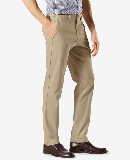 e1f5210cb1a9ac ... Dockers Men s Signature Lux Cotton Slim Fit Stretch Khaki Pants ...