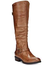 Baretraps Yanessa Wide-Calf Riding Boots
