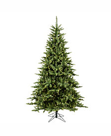 7.5' Camdon Fir Artificial Christmas Tree with 800 Warm White LED Lights