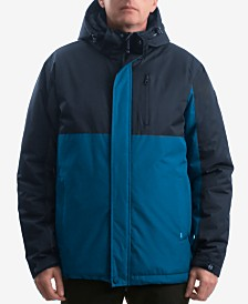 Hawke & Co. Outfitter Men's Colorblocked Parka