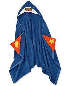 Urban Dreams Ocean Adventures Hooded Bath Towel, Created for Macy's