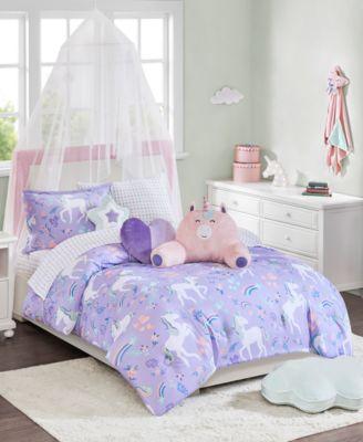 Liliana 2-Pc. Twin Comforter Mini Set, Created for Macy's