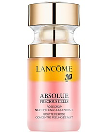 Absolue Precious Cells Rose Drop Night Peeling Concentrate, 0.5 oz.