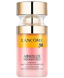 Lancôme Absolue Precious Cells Rose Drop Night Peeling Concentrate