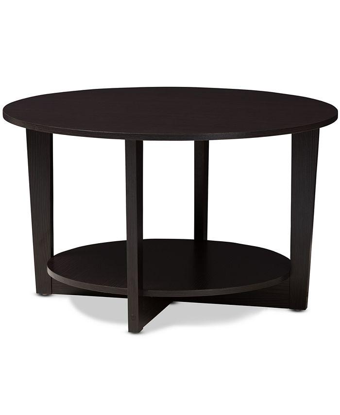 Furniture - Belina Coffee Table, Quick Ship