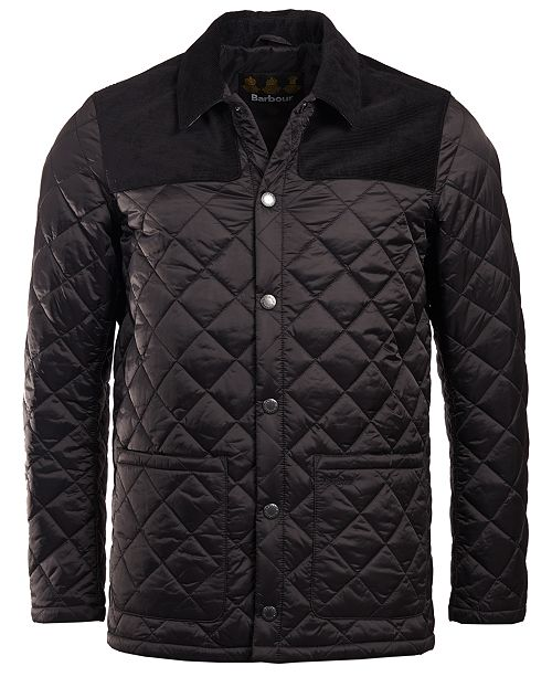 Men's Gillock Quilted Jacket