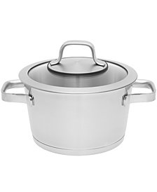 BergHoff Mahattan 2.5-qt Stainless Steel Covered Casserole