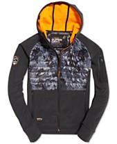 Jackets Coats Macy's amp; Mens Superdry OwW5RqHAR