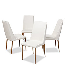 Chandelle Dining Chair (Set Of 4), Quick Ship