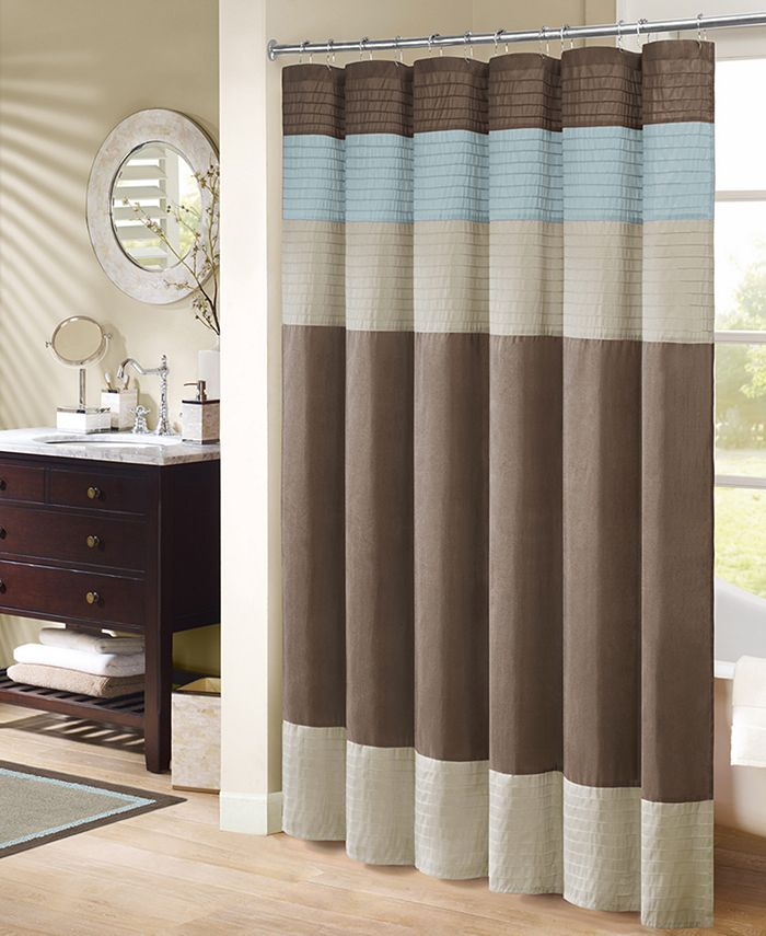 "Madison Park - Trinity 72"" x 72"" Shower Curtain"