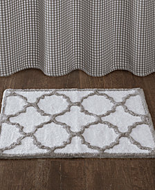 Madison Park Dustin Cotton Tufted Bath Rugs