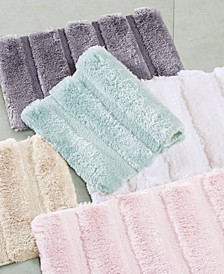 Tufted Pearl Channel Bath Rugs