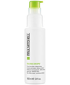 Paul Mitchell Gloss Drops, 3.4-oz., from PUREBEAUTY Salon & Spa