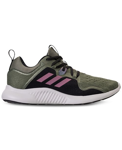pretty nice 2fcb6 11c5c ... adidas Womens Edge Bounce Running Sneakers from Finish ...