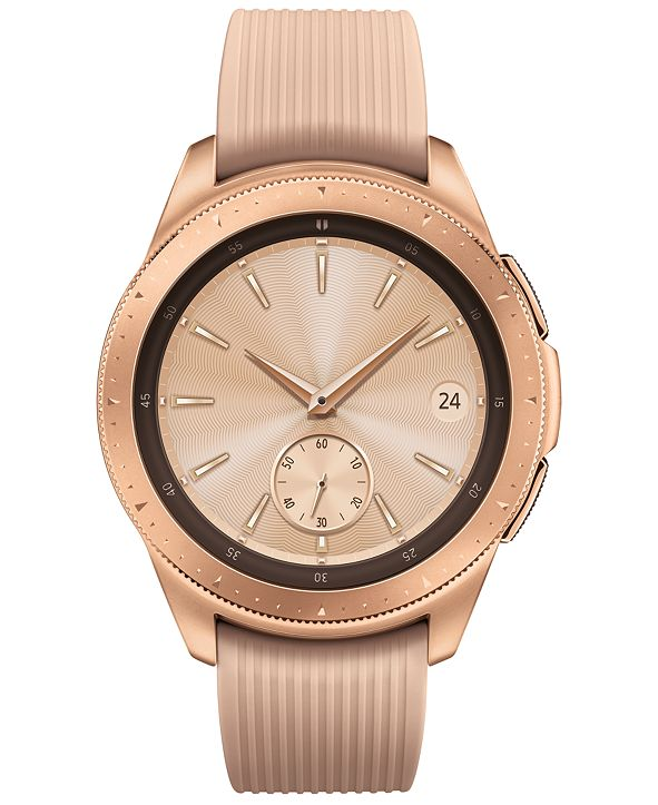 Samsung Galaxy Bluetooth Watch Rose Gold, 42mm