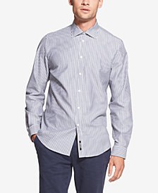 DKNY Men's Stripe Shirt