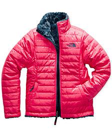 The North Face Reversible Mossbud Swirl Jacket, Little Girls & Big Girls