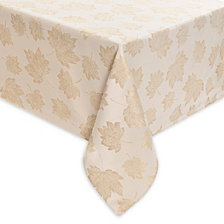 "Arlee Concord 52"" x 52"" Square Tablecloth"