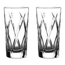 Waterford Gin Journeys Olann Hiball Glass Pair