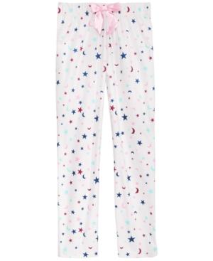Max  Olivia Big Girls Printed Pajama Pants Created for Macys