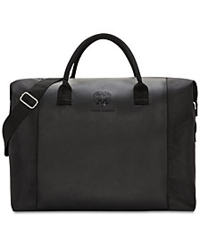 Receive a Complimentary Duffel Bag with any large spray purchase from the Vince Camuto Men's fragrance collection