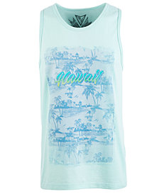 Univibe Men's Beaumont Graphic Tank Top