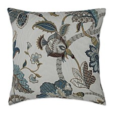 """Finders Keepers French Blue 16.5"""" Throw Pillow"""
