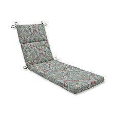Pretty Witty Reef Chaise Lounge Cushion