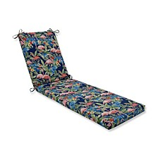 Flamingoing Lagoon Chaise Lounge Cushion