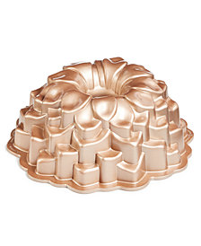 Martha Stewart Collection Petal Bundt Pan, Created for Macy's