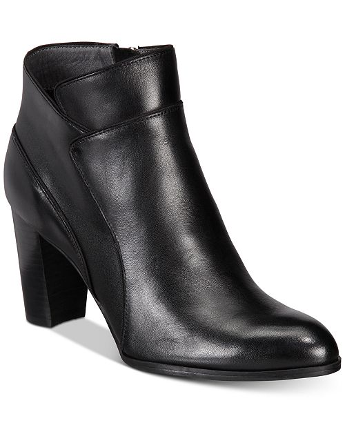 7d9100a16 Adrienne Vittadini Tammy Booties & Reviews - Boots - Shoes - Macy's
