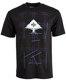 LRG Men's Laser Beams Graphic T-Shirt